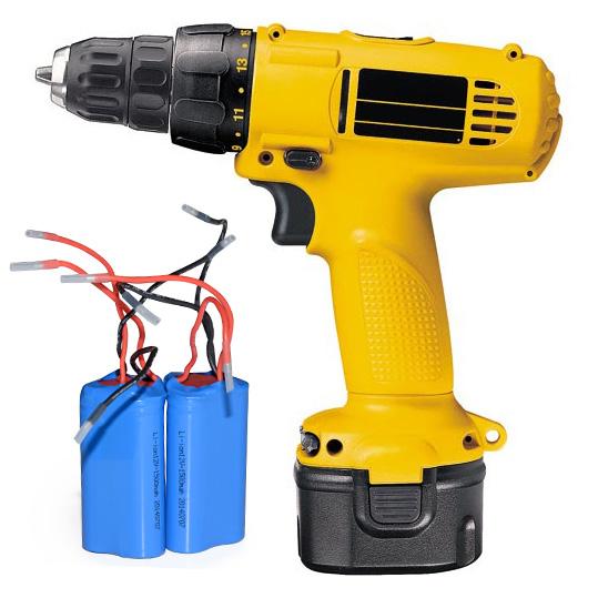 18650电动工具电池--池能电子