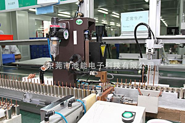 18650锂电池详细生产流程 多图
