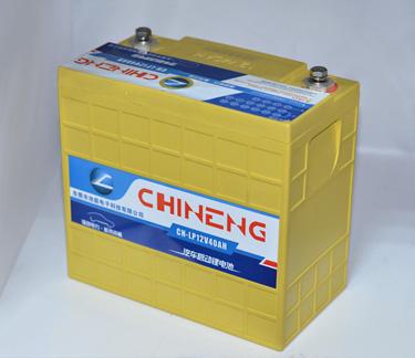 汽车启动锂电池图片