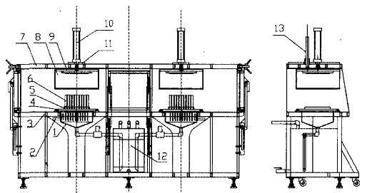 锂电池自动注液机的注液原理研究