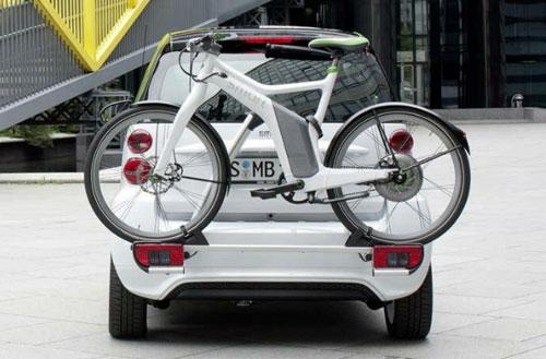 电动轿车和电动自行车